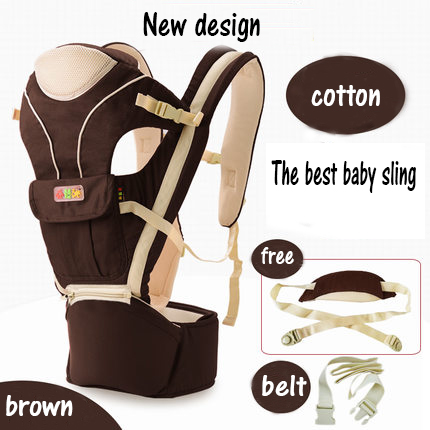 2016  Multifunctional Backpack  for Toddlers Baby  Suspenders Sling Wrap baby sling          Baby Carrier for Newborns <br><br>Aliexpress