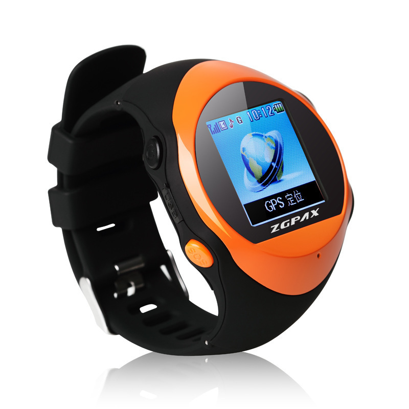 Waterproof Anti lost GPS Smart Wristwatches Multi Functions Bluetooth Watch For Children Old People Smartwatch For