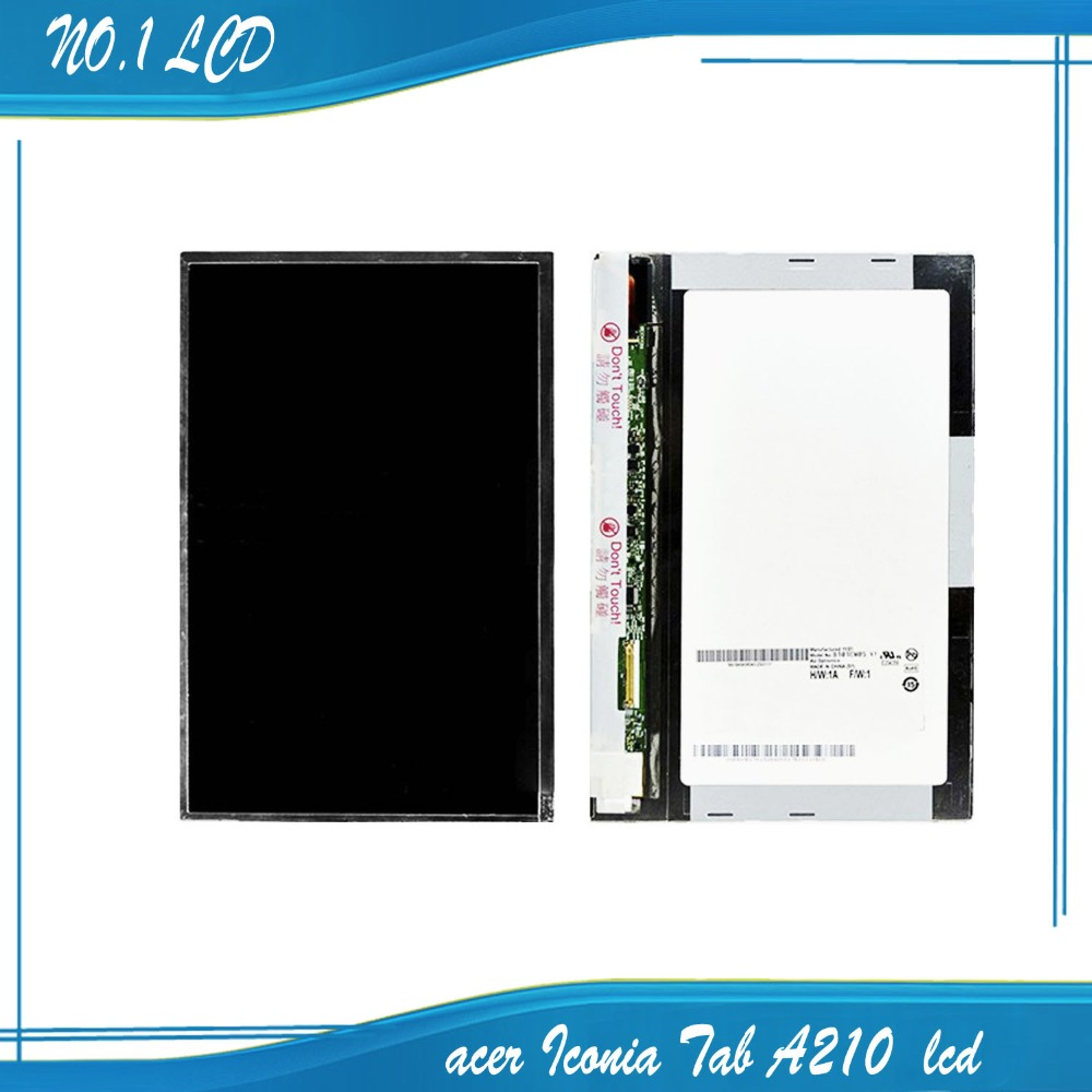New original 10.1 for Acer Iconia Tab A210 A211 10.1 LCD Display Module Screen Fast ship<br><br>Aliexpress