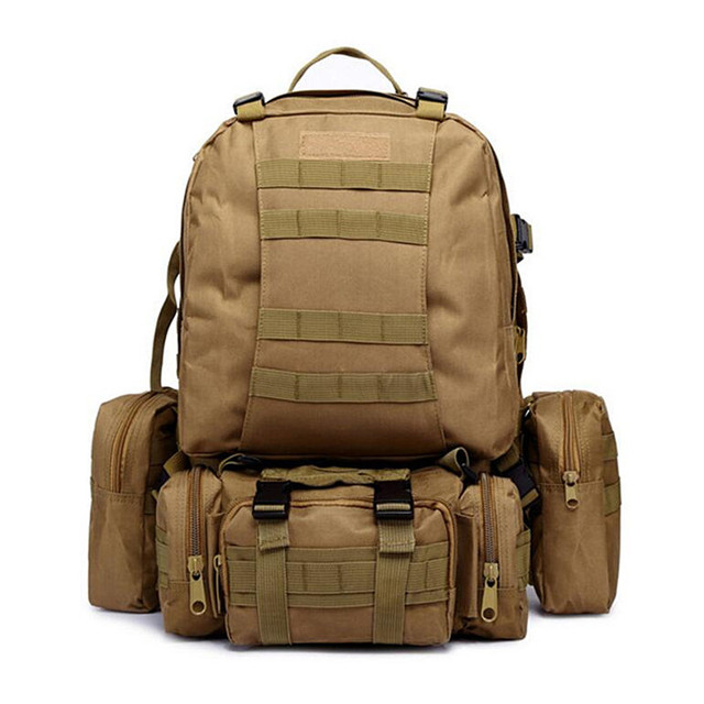 Military Style Hiking Backpack