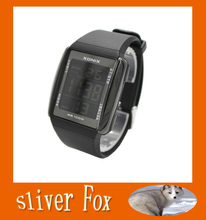Xonix 2014 New Black Electronic Watch Digital Meter Men Sports Table Diving Watch Waterproof 100 Meters(China (Mainland))