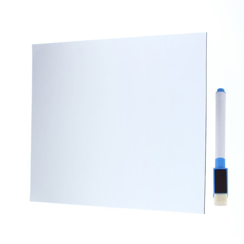 Whiteboard Writing board magnetic writing board fridge writing board Removable Whiteboard Home Decoration message board/Memo Pad(China (Mainland))