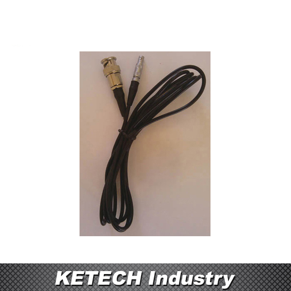 BNC Connector Lemo Connection Cable For Ultrasonic Flaw Detector(Q9-C5)(China (Mainland))