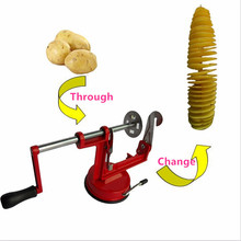 Environmental Clean High-quality stainless steel Manually sweet potatoes machine / potato slicer New kitchen tool  Wholesale(China (Mainland))