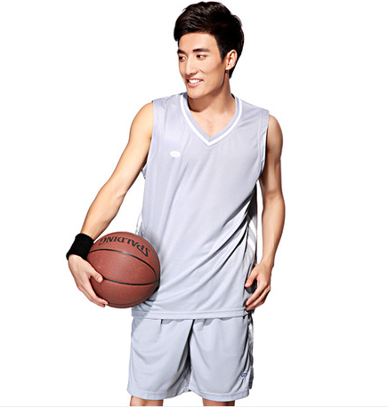 free shipping basketball training service competition clothing Men basketball clothes set 2513 basketball jerseys 5 color(China (Mainland))