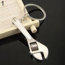 1 個キーホルダーマルチツールキーチェーン六角レンチ万力ハンマーシャベルキーチェーンペン(China)