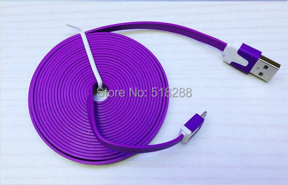 charging data cable 3m 3M Micro USB Cable Cord xiaomi red rice 4 meizu mx4 - WinBoTai technology Electronics Company Limited store
