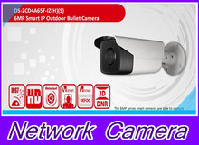 English version CCTV camera POE Supporting distortion correction and 128G SD card,smart ip camera 6MP DS-2CD4A65F-IZHS