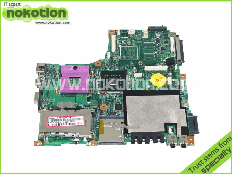 Free Shipping Laptop Motherboard for FUJITSU L Series L1010 SALSA-6050A2221301-MB 1310A2221301 GM45 DDR3 Mainboard Full Tested(China (Mainland))