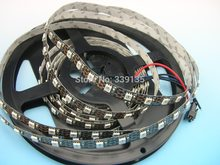Buy ws 2811 led strip ws2811 pixel light;60leds/m 60pcs WS2811 IC built-in,4M/roll,DC5V, black PCB, Non-Waterproof IP20 for $32.00 in AliExpress store
