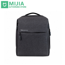 Buy Original Xiaomi Mi Women Men Urban Backpacks School Backpack Large Capacity Students Business Bags notebook Laptop for $37.99 in AliExpress store
