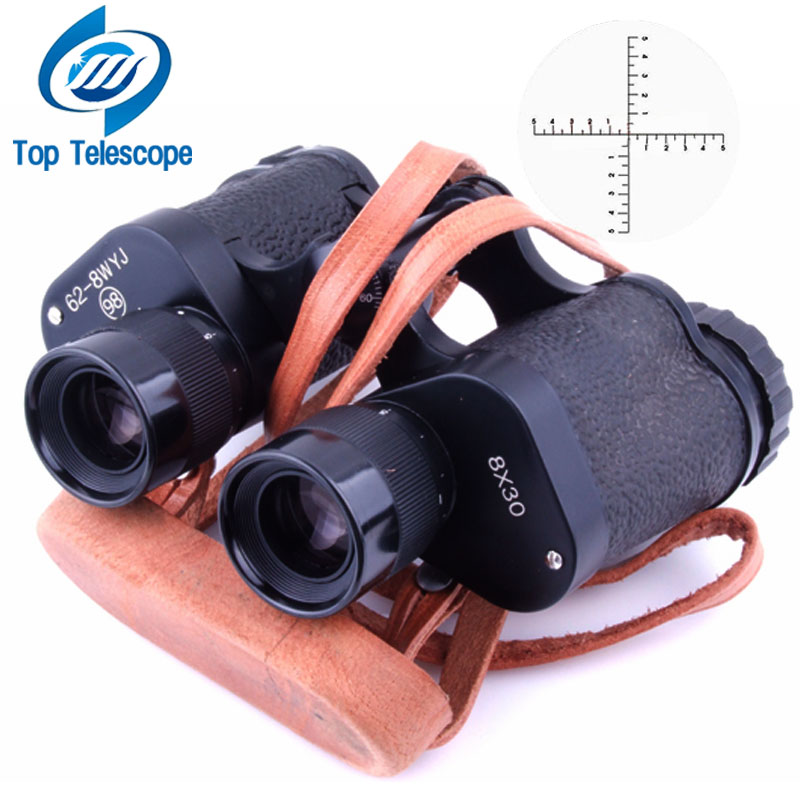 Yun guang 8x30 62-8WYJ Binoculars High Clear Telescope for Tourism Outdoor Hunting Camping Military standard Binocular