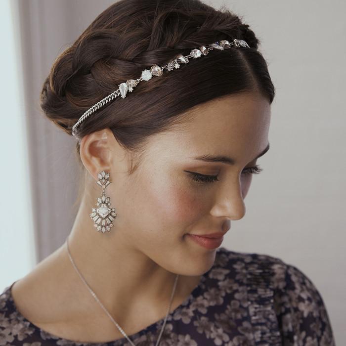 Гаджет  Women Hair Jewelry 2015  New Design Created Crystal Headband Wedding Hair Accessories None Ювелирные изделия и часы