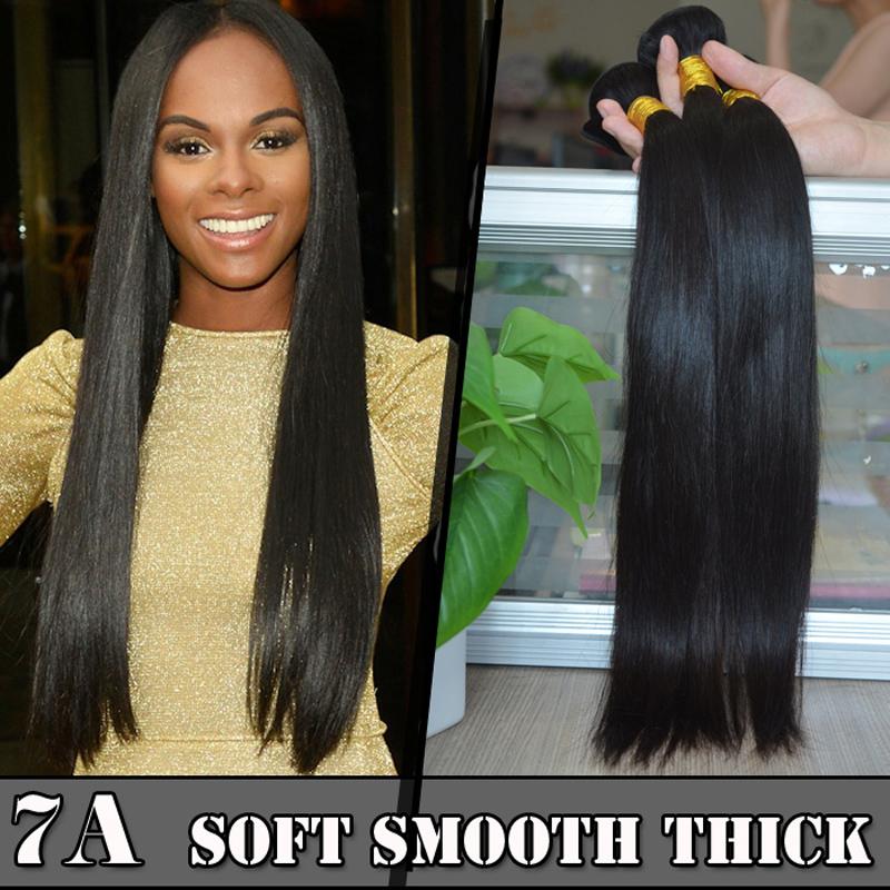 Free Shipping Peruvian Virgin Hair Straight 7A Straight Hair Remy Human Hair Braids Extensions Spark  Hair Weave 3pcs/Lot OS102(China (Mainland))