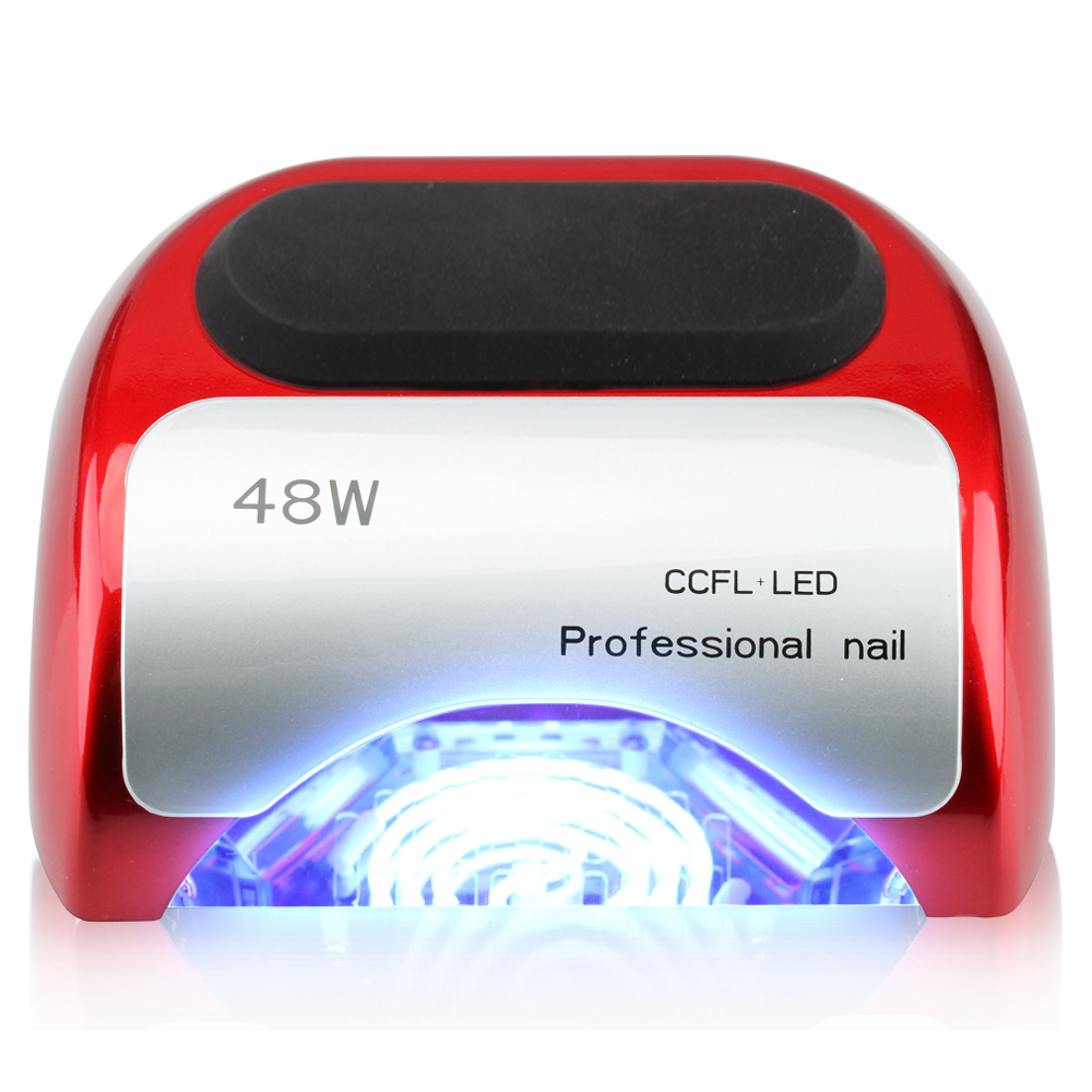 Perfect Summer LED Nail Dryer 48W Led Lamp 48 W LED+CCFL Gel Polish Art Tool - Store store