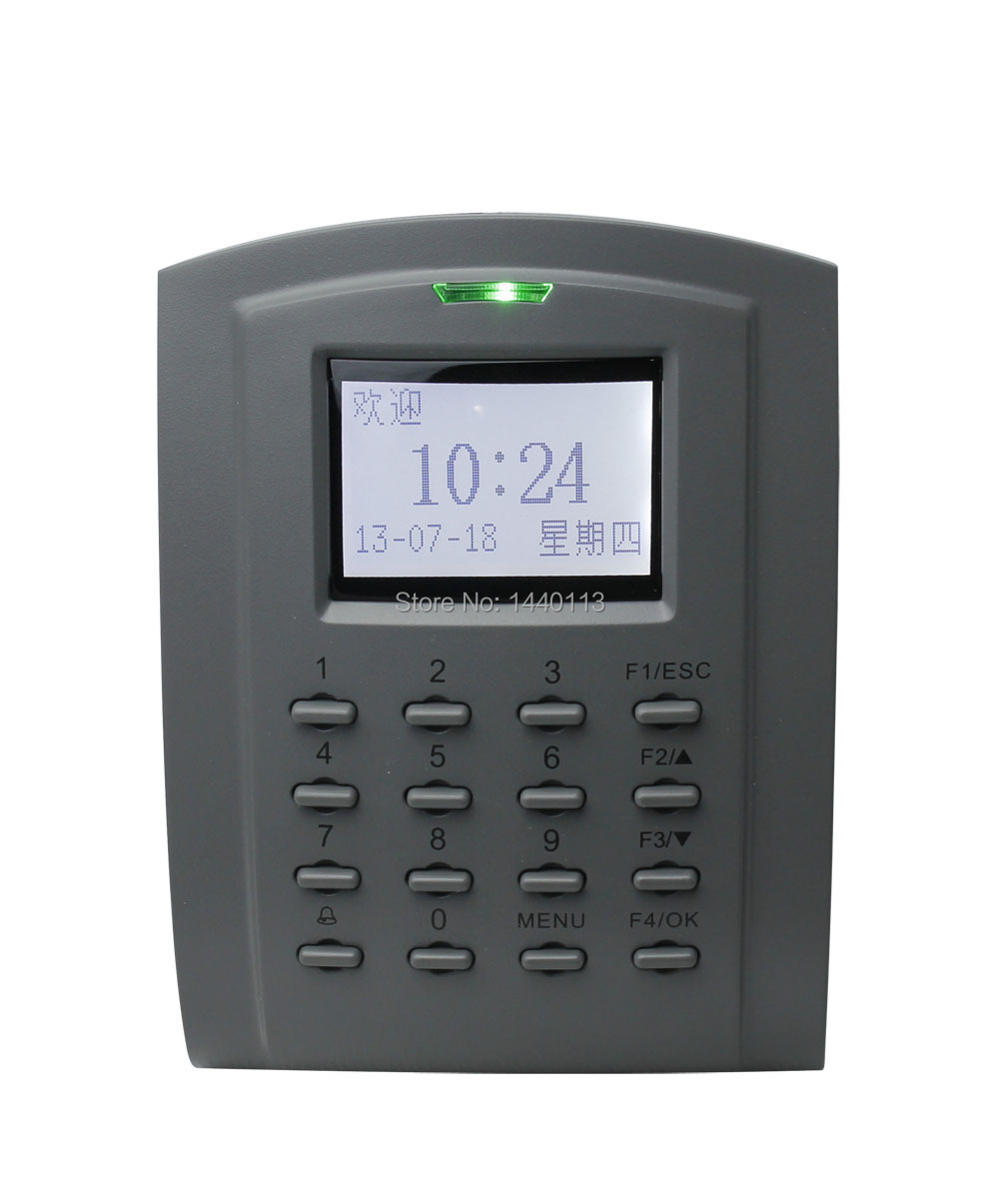 RFID Access Control Terminal PIN And ID card identification access control safety management with internet connection SC102(China (Mainland))