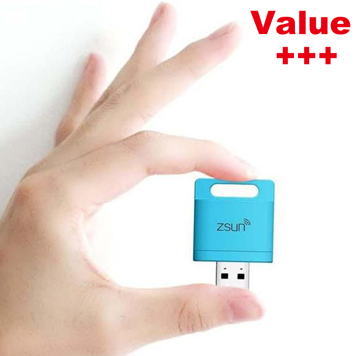 Hot 2015 Zsun Wireless Wifi Card Reader Extended Phone Memory U Disk Mobile Storage USB Flash Drive Android/IOS/Windows Phone(China (Mainland))