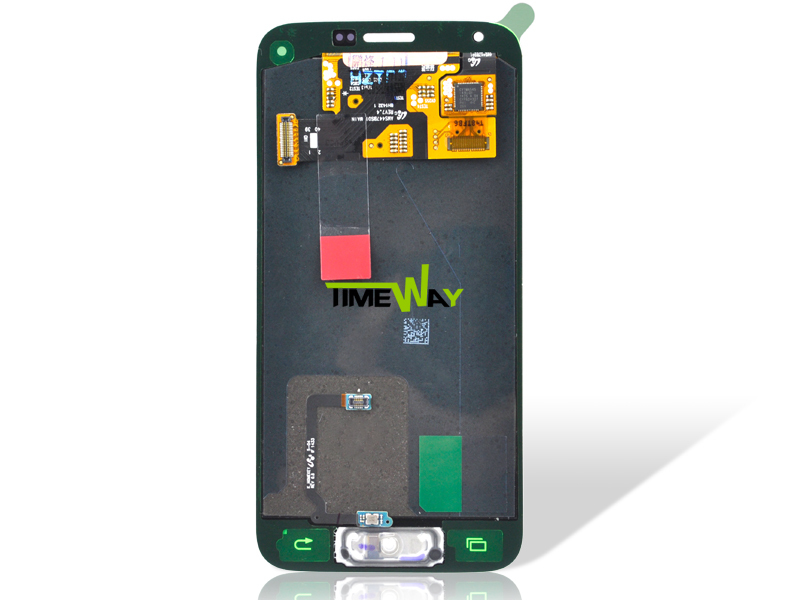1PC Free Shipping 100% guarantee For Samsung s5 mini LCD Display Touch Screen Digitizer Assembly With Home Button