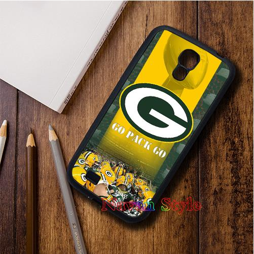 NFL Green Bay Packers 8 cell phone case cover for Samsung Galaxy s3 s4 s5 note3 note4 s6 s7 *y281m(China (Mainland))