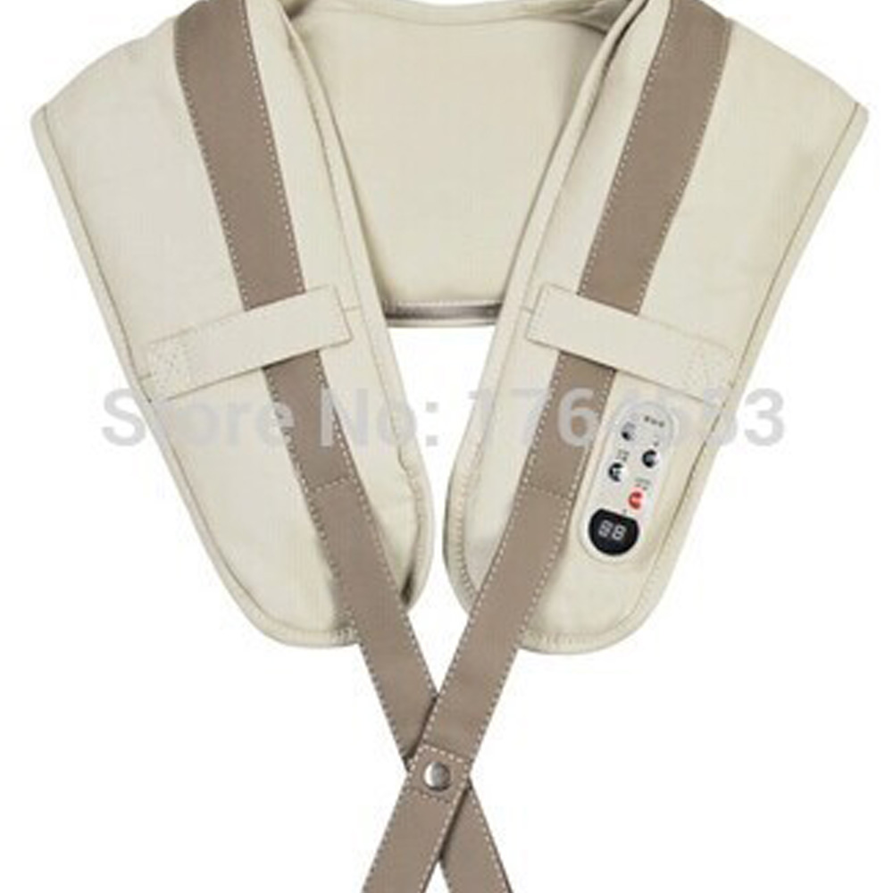 2016 Hot Sale Multi Functional Neck Shoulder Massager Relieve Neck Pain and Stress Relaxation Product(China (Mainland))
