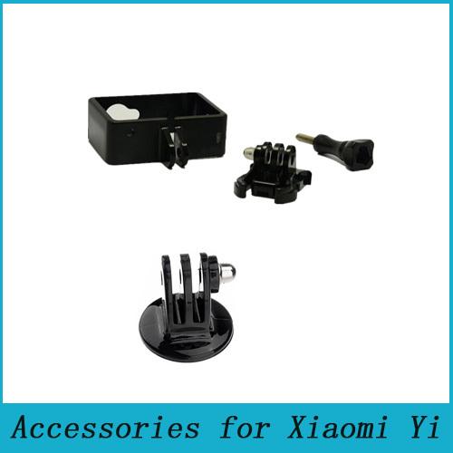 Xiaomi yi Accessories Border Frame Mount Protective Housing Case Cover For xiao yi Xiaoyi Sport Action
