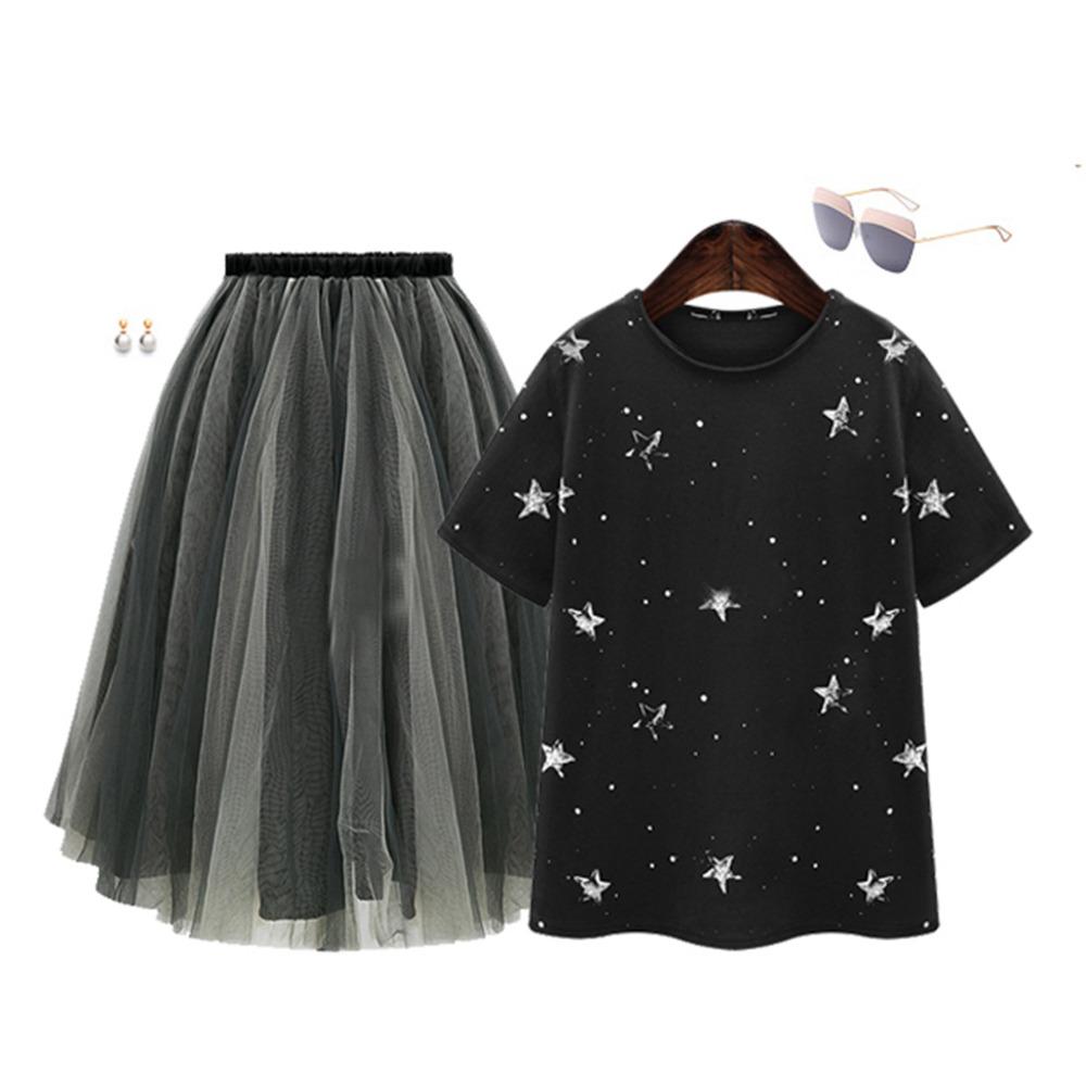 Elegant Organza TuTu Skirt Fashion New Summer Women Pleated Skirts Wild Elastic Waist Girl Lady Skirts(China (Mainland))