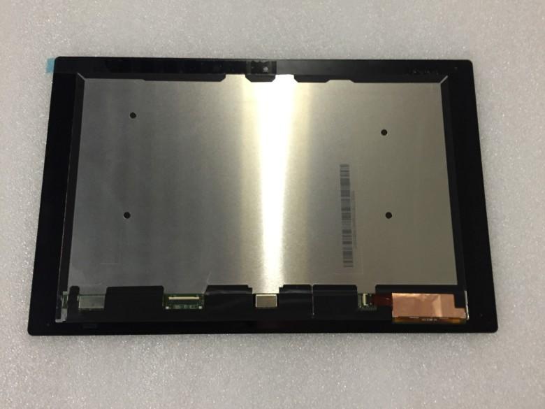Для сони Xperia Таблетка Z2 SGP511 SGP512 SGP521 SGP541 полный ЖК-дисплей с сенсорным экраном digitizer замена частей Ассамблеи