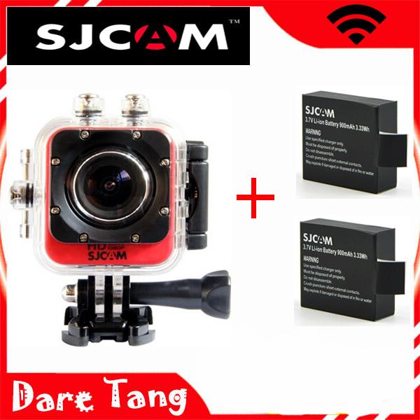 Original SJCAM M10 WIFI Action Sports Camera Full HD 1080P H.264 1.5 LCD 12MP CMOS Mini DV 30M Waterproof Camcorder DVR Cam<br><br>Aliexpress