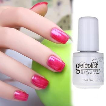 Мода съемный уф фототерапии длительное ногтей лак для ногтей 5 мл ногтей аксессуары прямая поставка NA-0142