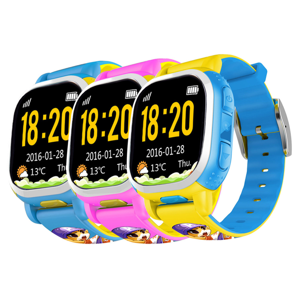 Tencent qqwatch Kids Sim Smart Watch Phone GPS Tracker Wifi Locating GSM Camera Remote Locating Security Alarm Antilost SOS(China (Mainland))