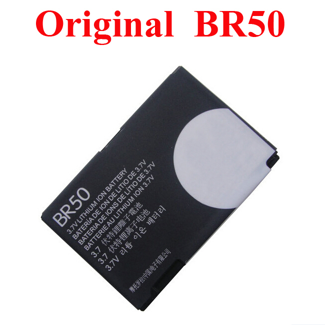 Original BR50 / BR 50 Battery For Motorola sandal p, Pebl u6, Prolife 300, 500, RAZR v3, V3c, V3E, V3i, V3im, V3m, V3t, V3z,V235(China (Mainland))