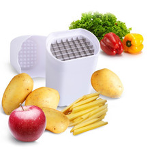 Perfect Cut Fries Vegetable Fruit potato chips kitchen supplies multifunctional strip cutting machine cucumber radish chips tool(China (Mainland))
