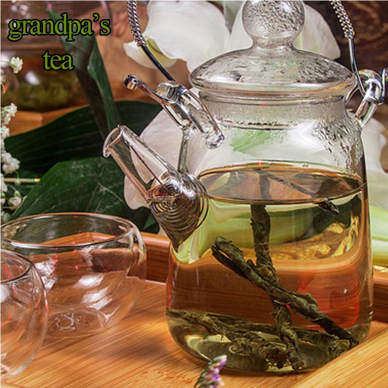Лечимся зеленым чаем