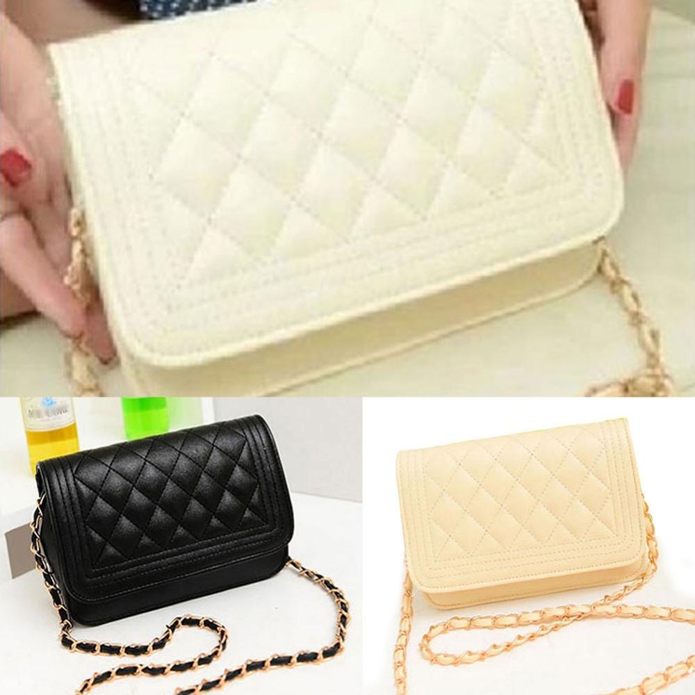 Hot Korean Lady Women Hobo PU Leather Messenger Handbag Shoulder Bag Totes Purse free shipping(China (Mainland))