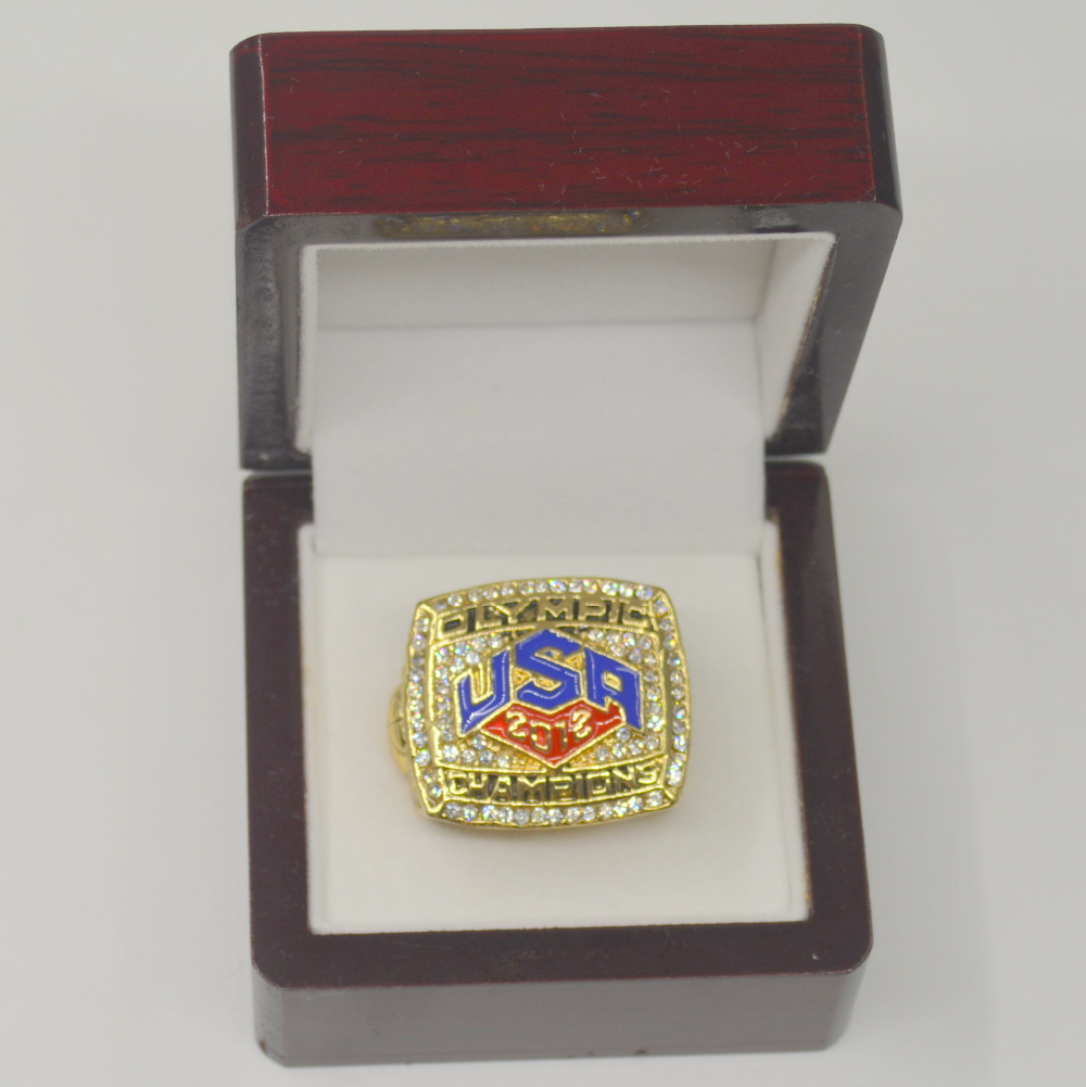 2012 USA Olympics Basketball Team james Championship Ring(China (Mainland))