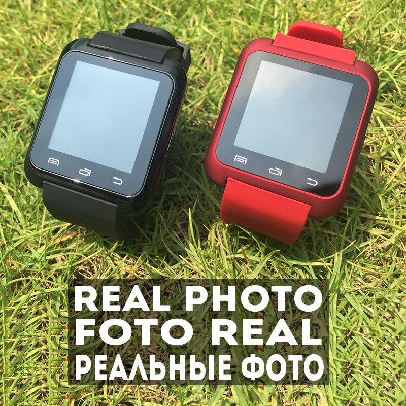 Bluetooth Smart Watch Sport Wrist LED Watch