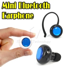 AK Super Mini Bluetooth Stereo one side ear hook Headset Wireless Earphone microphone Hands   call for iphone 5 6 Plus S3 S4 S5