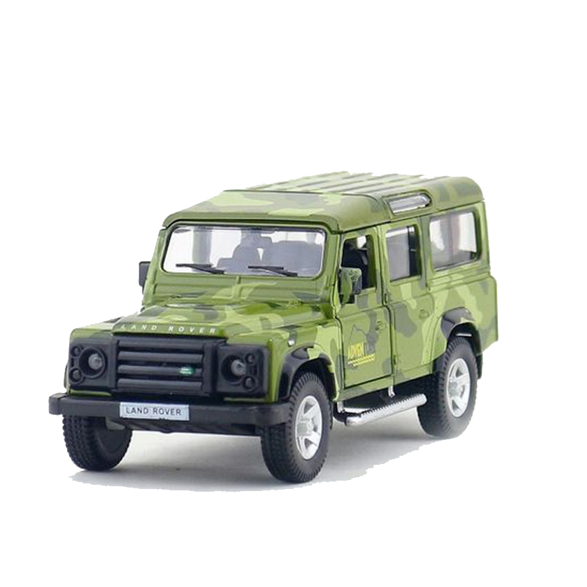 1:36 Alloy Pull Back 5 Inch Lland Rover Defender Sports Car Model Of Children's Toy Cars Original Authorized Authentic Kids Toys(China (Mainland))