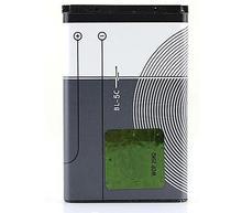 5 шт. / lot BL-5C BL-5C аккумулятор для Noki мобильный телефон, Bl-5c 1112 1208 1600 1100 1101 n70 n71 n72 n91 e60