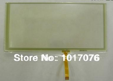 """Handheld devices original new replacement parts gps 6.5"""" inch touch screen digitizer glass with flex 30 free shipping(China (Mainland))"""