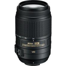 Nikon AF-S NIKKOR 55-300mm f/4.5-5.6G ED VR Zoom Lens for Dslr cameras lenses