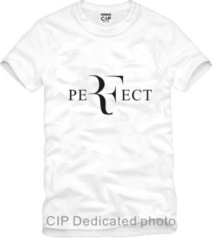 Roger Federer Tennis T Shirts Men Women Short Sleeve O Neck Summer Style 100% Cotton Loose Plus Size RF Logo Perfect T-Shirt(China (Mainland))