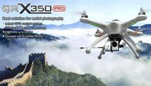 Walkera QR X350Pro Devo 7 Radio G 2D Gimbal Ilook 1080P HD Camera FPV font b