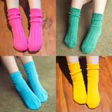 Free Shipping Children's Socks Wholesale Ankle Solid Kids Boys Socks Cotton Children Socks For Boys Girls Piles Of Socks(China (Mainland))