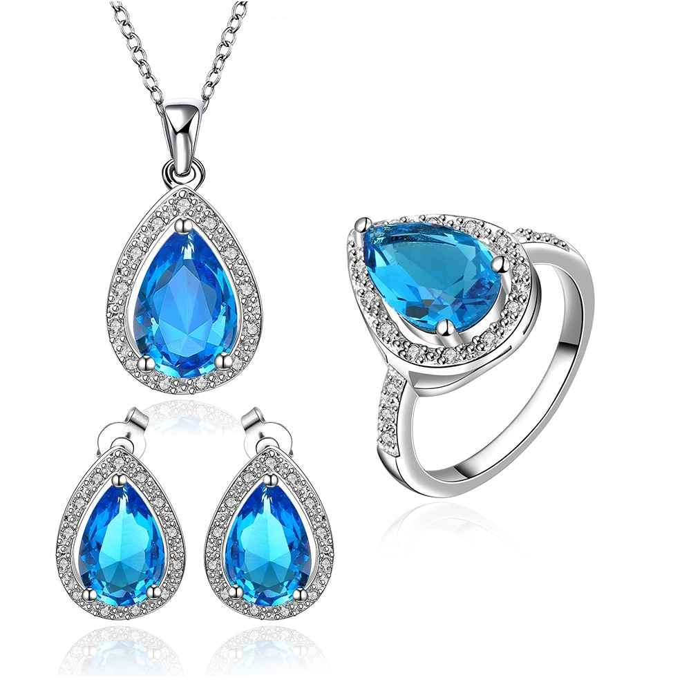 Free Shipping Hot sale! jewelry set sapphire clean love N+E+R floating charms(China (Mainland))