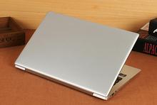 Super Thin 13.3inch Full aluminum laptop computer 4G&500G Intel i5 4210U dual core Bluetooth WIFI HDMI Camera Tablet Windows 7/8