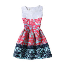 New 2015 Summer Style White Vintage printing for women party Sexy Club dresses cheap clothes china beach bodycon dress female(China (Mainland))