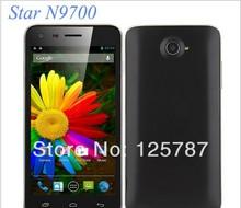Star N9700 5 Inch MTK6582 Quad Core Android 4.2 IPS 960X540 1GB/4GB Dual Camera Dual Sim 3G GPS Bluetooth Wifi Mobile Phone(China (Mainland))