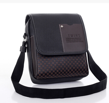 FLYING Bags! hot sell famous brand design men casual business leather messenger bags vintage fashion mens cross body bag 178(China (Mainland))