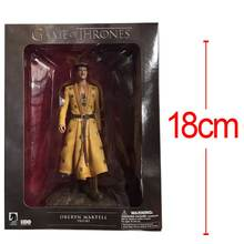 20cm Hot Action Figures Game of Thrones OBERYN MERTELL Figure Doll PVC Collection Model Gift Toys In Retail Box